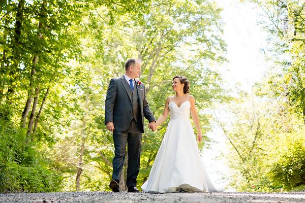 Butler - Park Wedding