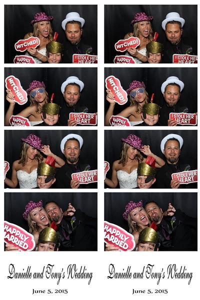 Danielle & Tony's Wedding June 5, 2015