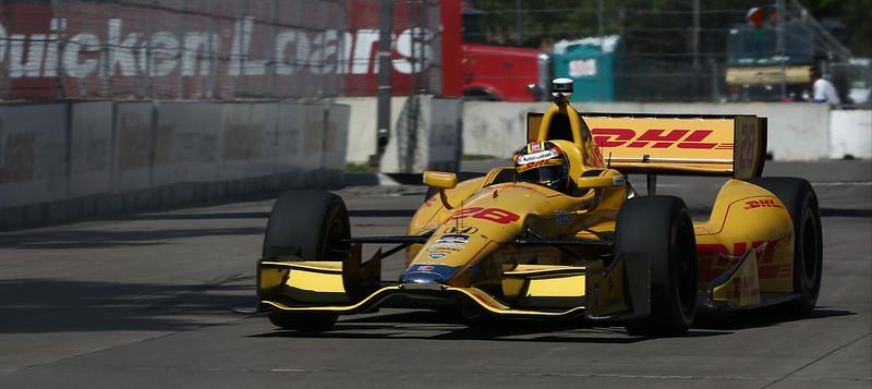 2014 IndyCar Dual Detroit Grand Prix