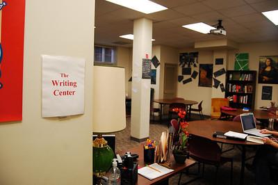 Writing Center Feb 2011