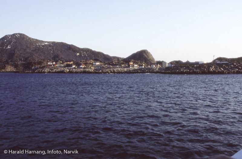 Uklart. Tur me Skogøy, og bilde fra strekningen Narvik -Svolvær.
