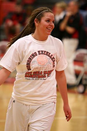 Girls Varsity Basketball - 2009-2010 - 12/12/2009 Tri-County