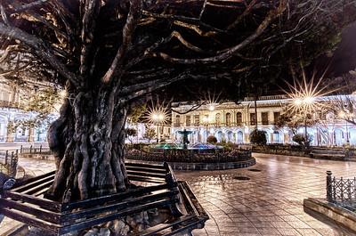 Parque Abdon Calderon