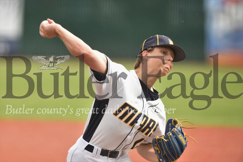 starting pitcher 19 Seb Foltz/Butler Eagle