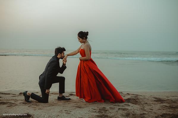 Rutvi & Ruchit Pre Wedding