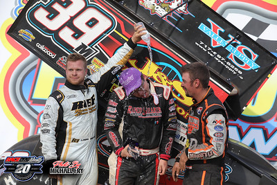 Port Royal Speedway - Labor Day - 9/7/20 - Michael Fry