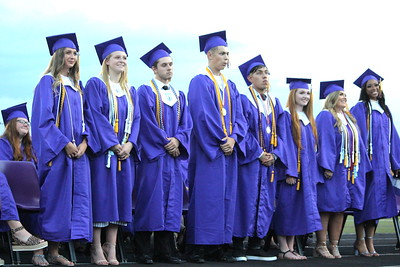 Center High School Graduation scenes from Friday, May 24, 2019