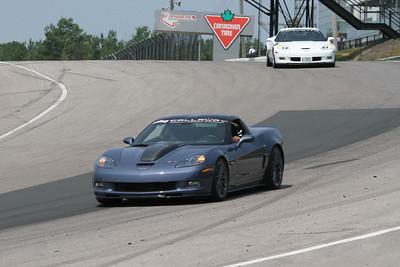 Corvette Parade Laps
