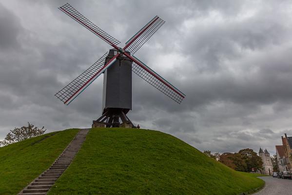 Holland and Belgium | October, 2014