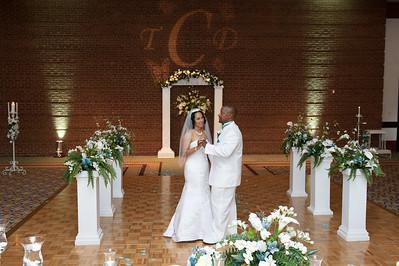 Delonda & Terry Wedding - Reception