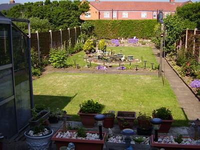 Garden at 22