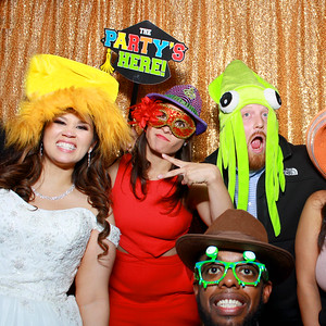 2017.10.28 - Alia & Donovan Wedding Photo Booth
