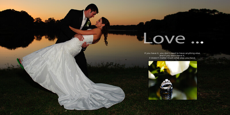 Stacy & Will wedding album