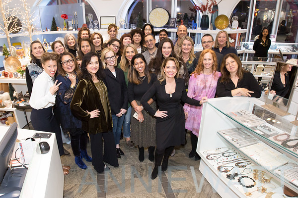 Nov. 16, 2017 Opening Night RE:FINE Holiday 2017 Redefining Fine Jewelry