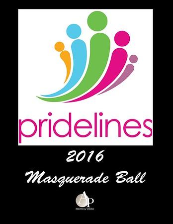 Pridelines Masquerade Ball 2016