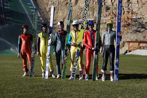 Jump Training  10-4-2014