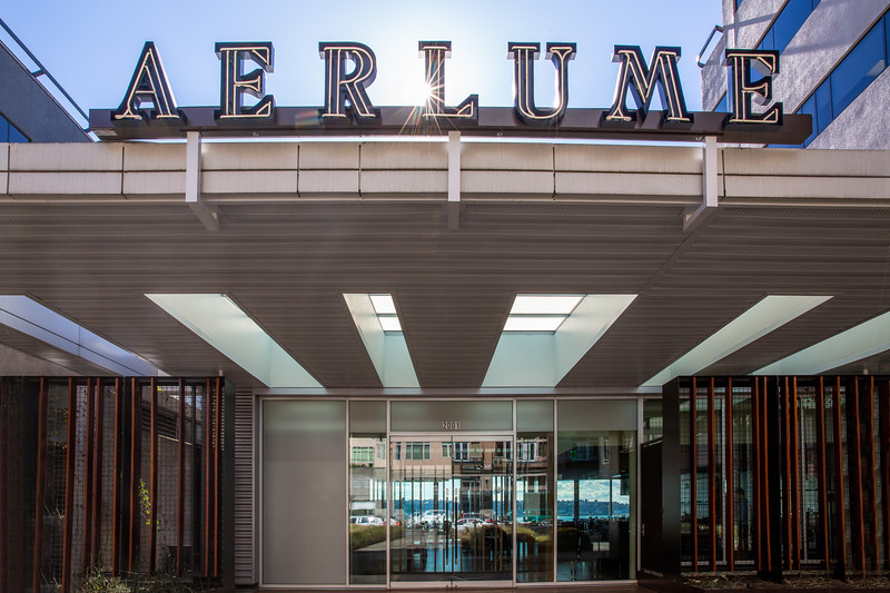 Aerlume Restaurant in Seattle, WA
