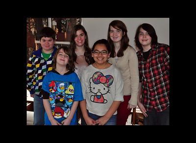 2012 - Christmas at 1101
