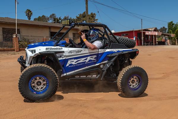 2021 Baja 400 - Jagged X