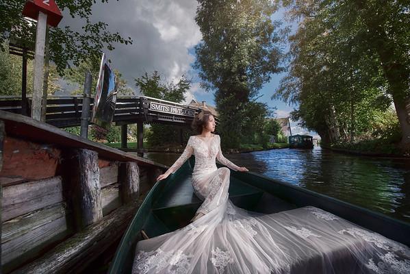 NingNing Amsterdan Pre-wedding