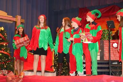 Christmas Concert: Grades 1-8