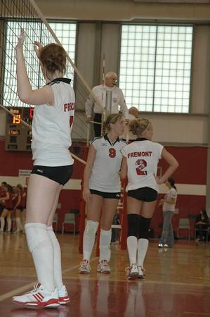 Girls Junior Varsity Volleyball - 2005-2006 - 1/28/2006 Fremont Invitational JG