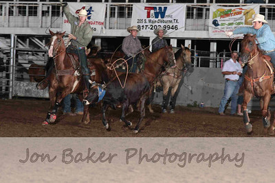Day 3 - team roping