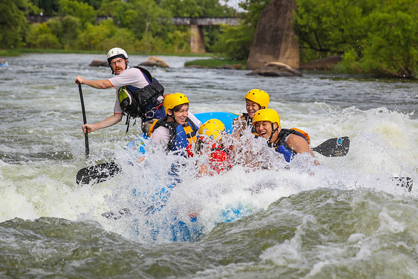 RVA Paddlesports 7-16-16 Afternoon Trip