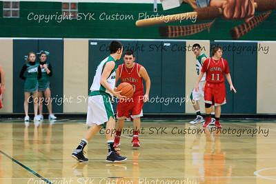 WBHS Boys Basketball vs Minerva