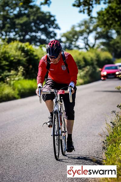 Cycle Swarm Norwich 2018 0930-1000