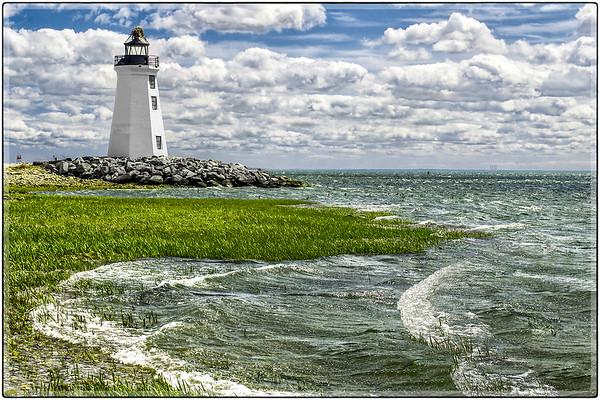Fayerweather Island Lighthouse I