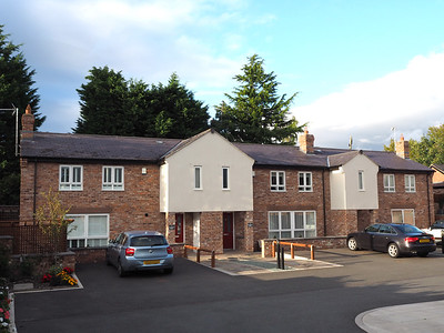 Myecrofft Mews, Hough Green