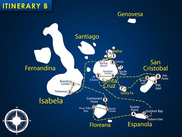 itinerary-B-nemo-i-galapagos-cruise