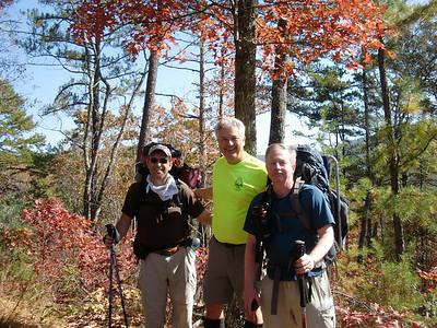 Bartram Trail.  Nov 2011