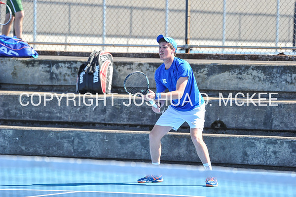 Hamilton College Tennis v LeMoyne 4-16-16
