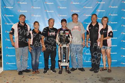 "ARCA Midwest Tour ""Illinois Lottery presents ARCAMT 50"" Victory Lane"