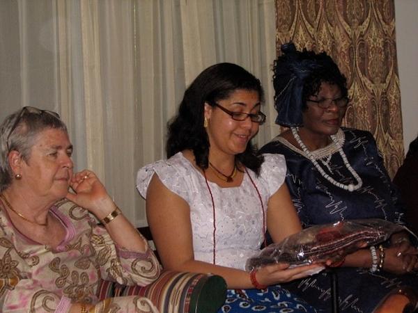 Runa and David's Ghanaian Ceremony
