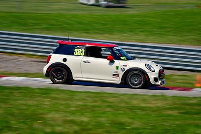 2021 SCCA Pitt Race Aug TT White 383 Mini