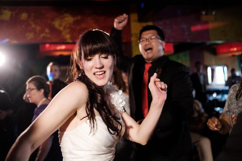 Megan & Brian's Carnivale Wedding