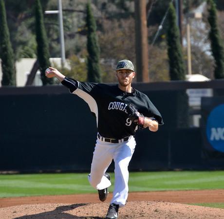 2014-03-14 Baseball v Fresno Pacific Univ