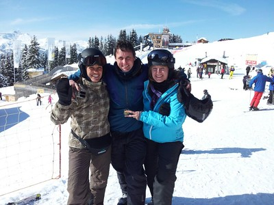 18.02.2013 - Skitag