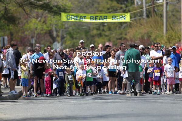 2013 Great Bear Run - 1 Mile Fun Run and Walk