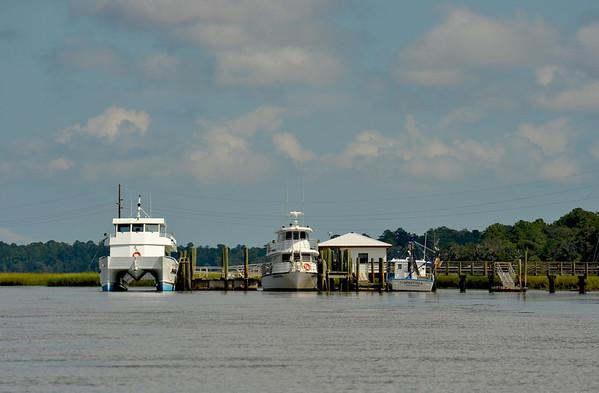 Sapelo Landing 09-27-11