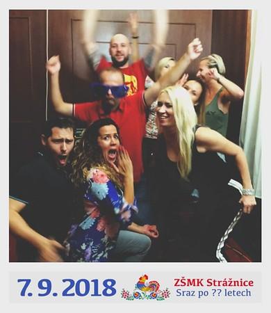 Sraz 7. 9. 2018 :: ZS Kuderikova