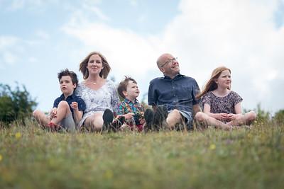 2020.07.26 - Dineen Family Photoshoot