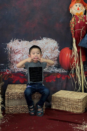 2018 Harvest Fall Festival Photo Booth