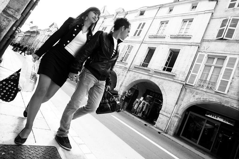 Classy Couple - La Rochelle - Shooting from the Hip
