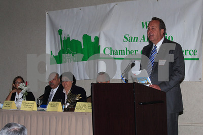 West San Antonio Chamber Installation of Officers