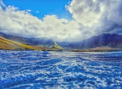 HAWAI'I WATER VIEWS