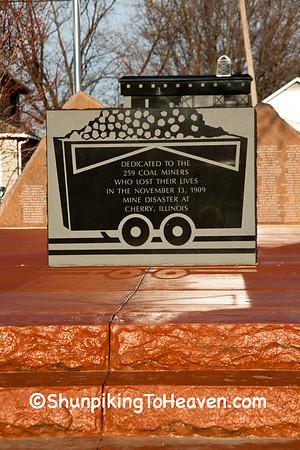Miners Memorials